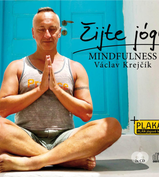 2CD Žijte Jógu – Mindfulness
