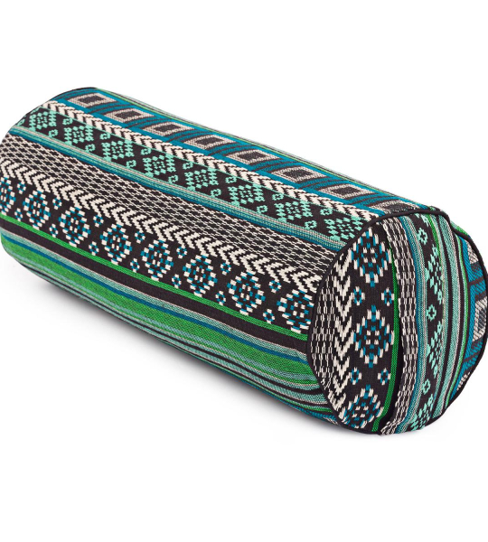 Bolster RONDO ETHNO black-white-green