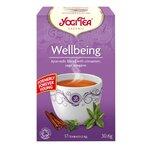 Čaj Yogitea Wellbeing - životní pohoda