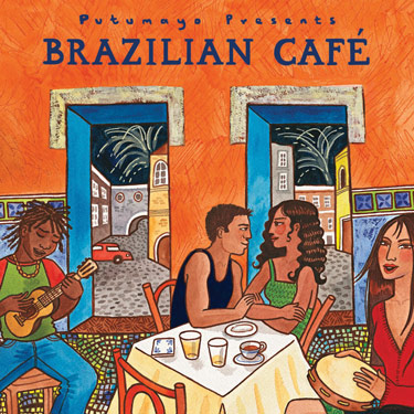 CD Brazilian café
