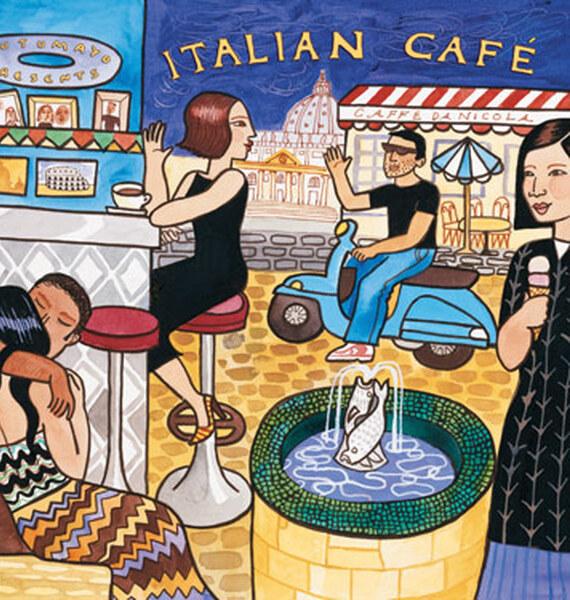 CD Italian café