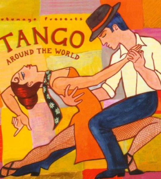 CD Tango around the world