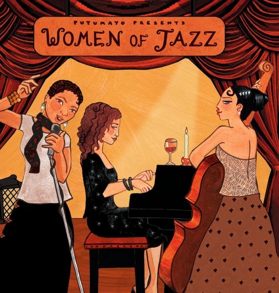 CD Women of jazz