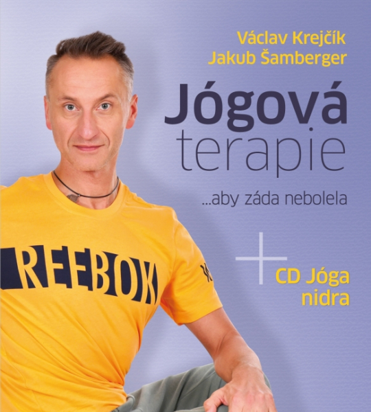 DVD + CD Jógová terapie