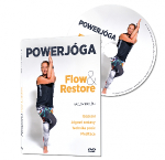 DVD Powerjóga Flow and Restore