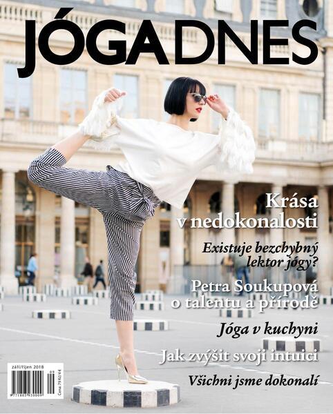 Jóga Dnes 5/2018 září-říjen