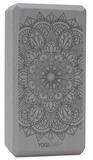 Jógový Blok yogiblock lotus mandala - graphite
