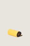 Jógový ručník na podložku Lolë žlutý