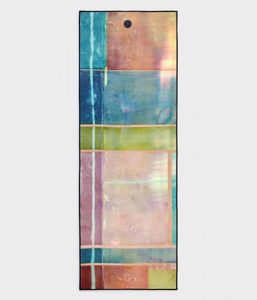 Jógový Ručník na podložku Yogitoes Stained Glass