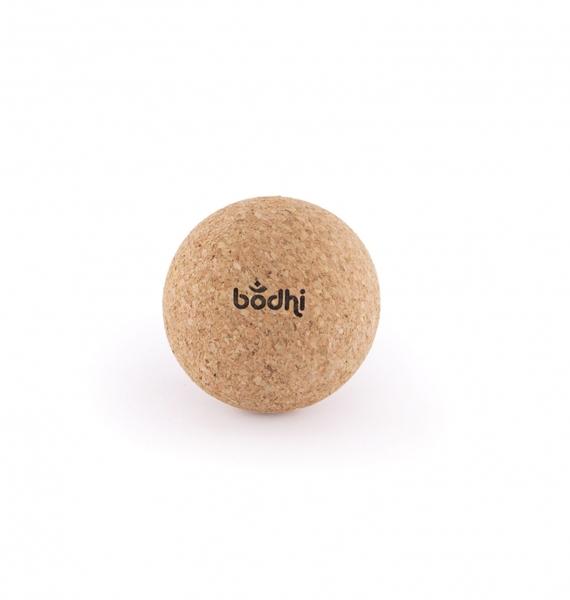 Korkový masážní míček 8 cm