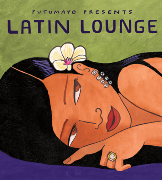 Latin Lounge (Re-Release)