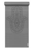 Podložka na jógu Basic hand of fatima graphite