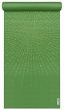 Podložka na jógu Basic sparkling sunray - kiwi