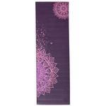 Podložka na jógu LEELA Mandala Plum