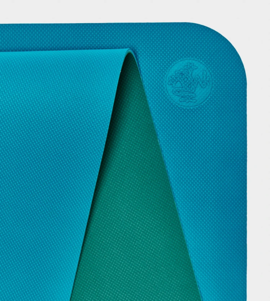 Podložka na jógu Manduka Begin mat 5mm - Bondi Blue
