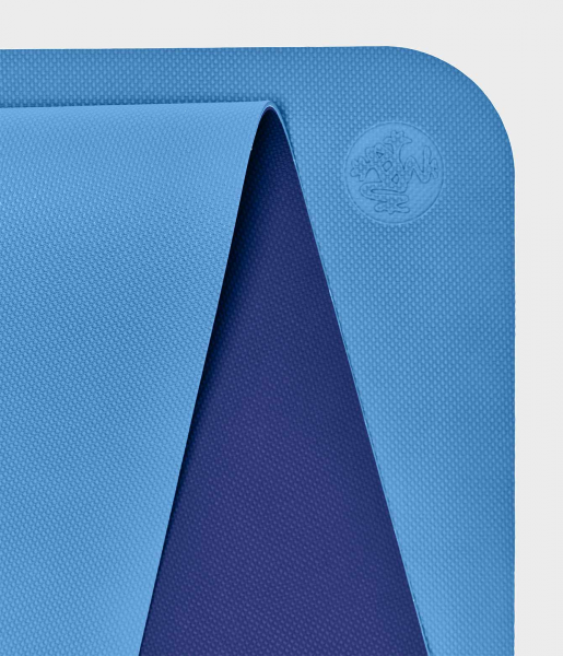 Podložka na jógu Manduka Begin mat 5mm - Light Blue