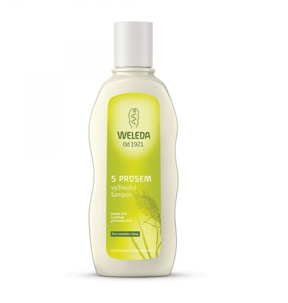 Vyživující šampon s prosem pro normální vlasy